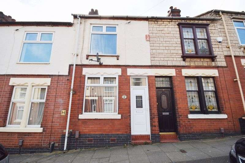 2 Bedrooms Terraced House for sale in Bradford Terrace, Birches Head