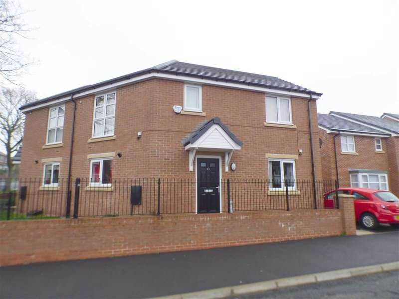 3 Bedrooms Property for sale in Acre Lane, Derker, Oldham, OL1