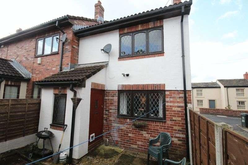 2 Bedrooms Terraced House for sale in STOCKS STREET, Castleton, Rochdale OL11 3DJ