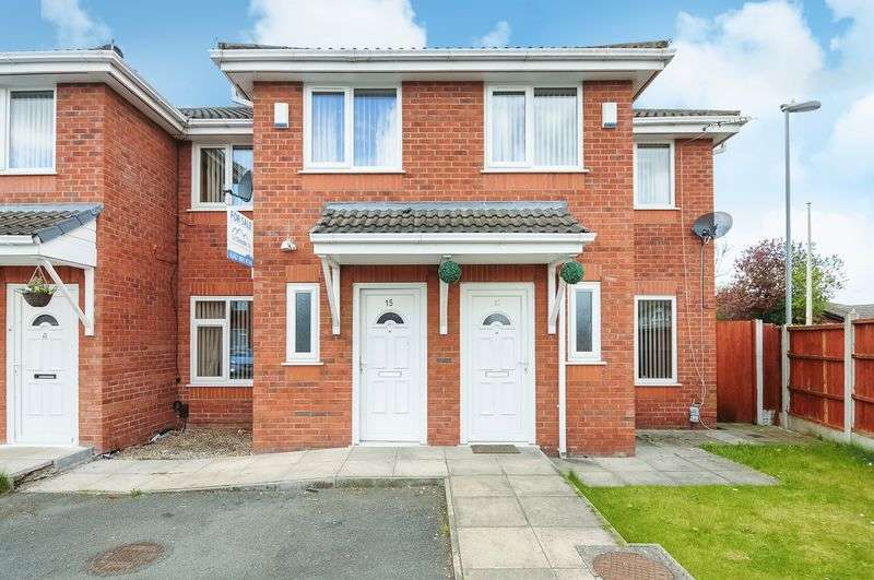 3 Bedrooms Terraced House for sale in Antons Court L26 9WA