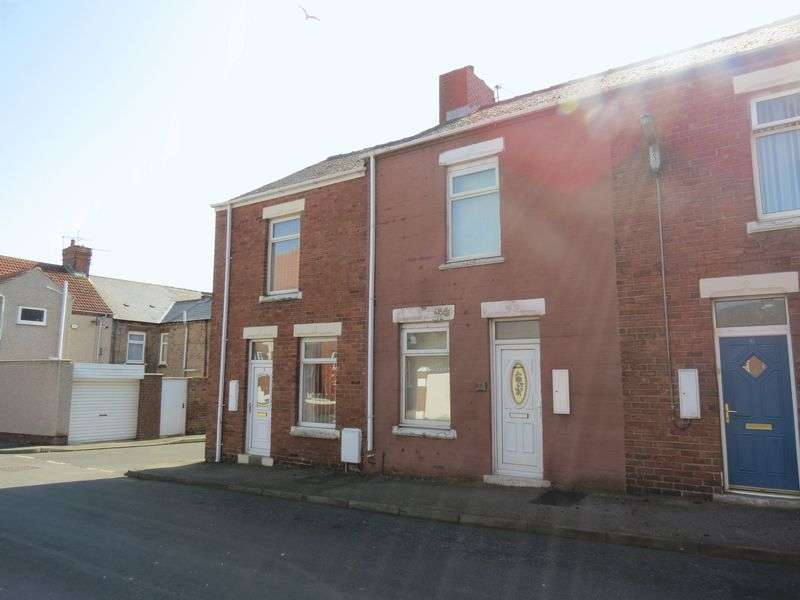 2 Bedrooms Terraced House for sale in Ninth Street, Blackhall Colliery
