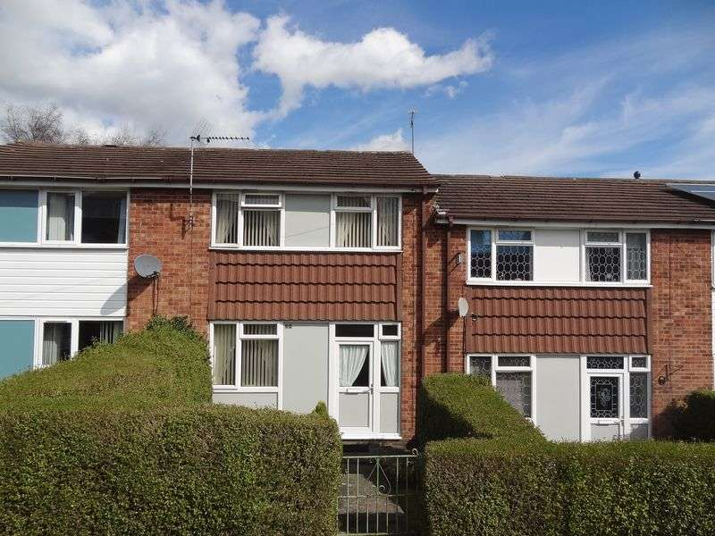 2 Bedrooms Terraced House for sale in Heol Bathafarn, Wrexham