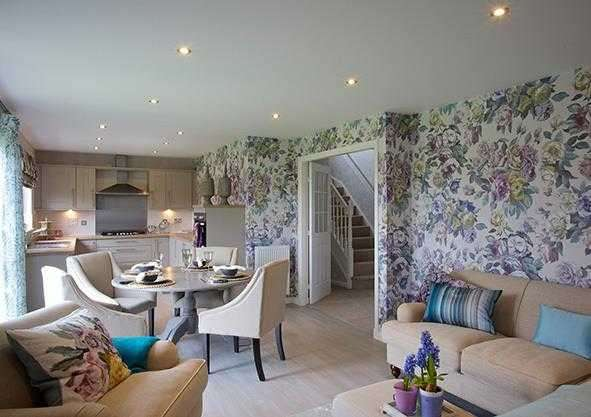 3 Bedrooms Detached House for sale in 'The Belmont' Meadowcroft, Walker Group Development, Falkirk