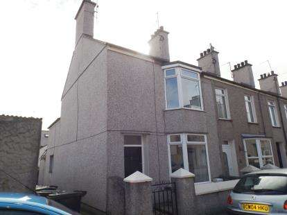 End Of Terrace House for sale in Roland Street, Holyhead, Sir Ynys Mon, LL65