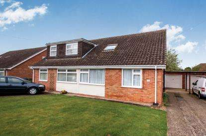 4 Bedrooms Semi Detached House for sale in Fareham, Hampshire
