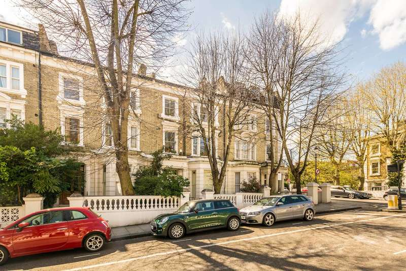 5 Bedrooms Maisonette Flat for sale in Elsham Road, Holland Park, W14