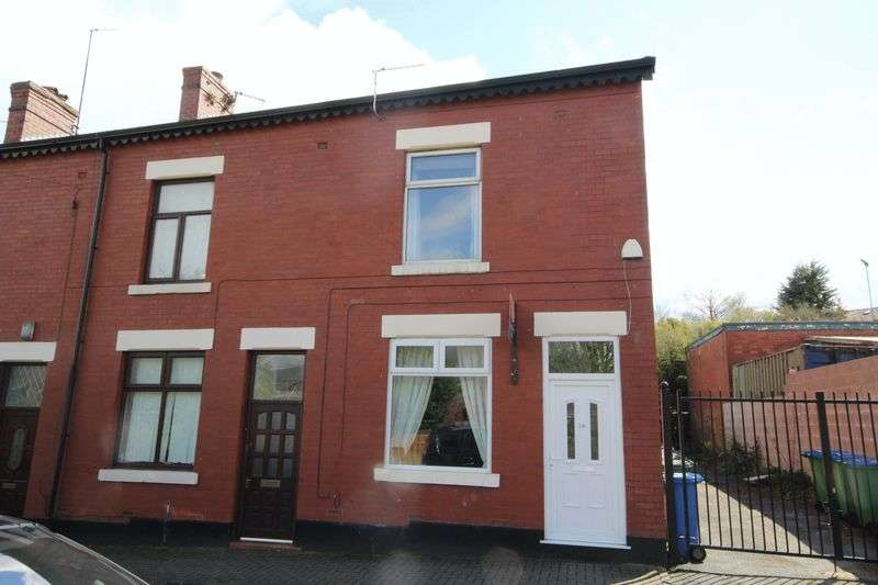 3 Bedrooms Terraced House for sale in VALE STREET, Heywood OL10 1PQ
