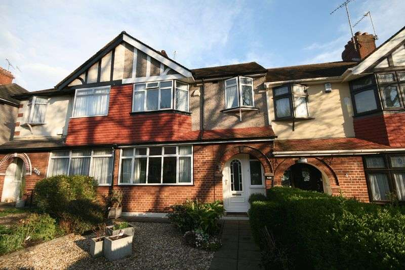 3 Bedrooms Terraced House for sale in Whitton Avenue West, Greenford