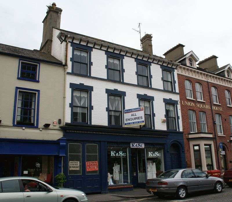 Property for sale in 6-8 Church Street, Craigavon