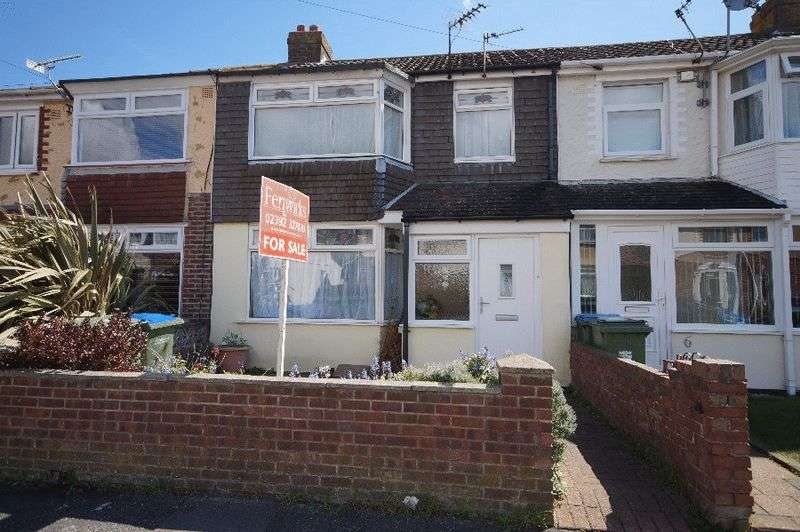 3 Bedrooms Terraced House for sale in Coppins Grove, Portchester, Fareham, PO16
