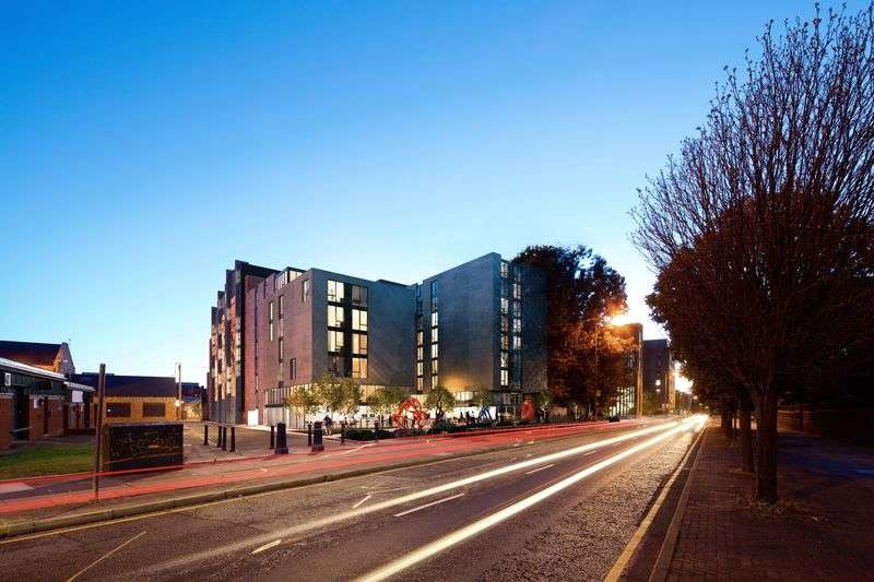 1 Bedroom Flat for sale in 1 Bed Apartment, Norfolk Street, Baltic Triangle, Liverpool