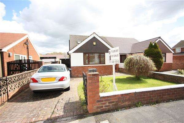 3 Bedrooms Bungalow for sale in Windermere Road, Ellesmere Port