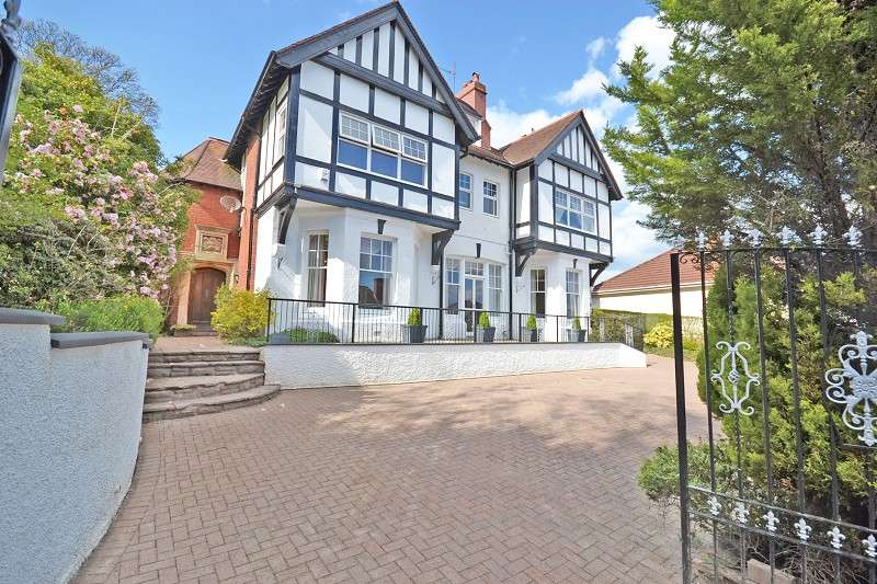 5 Bedrooms Detached House for sale in 48 Fields Park Road, Newport, South Wales. NP20 5BH