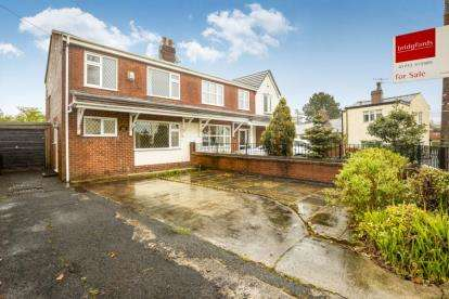3 Bedrooms Semi Detached House for sale in Alma Row, Hoghton, Preston, Lancashire