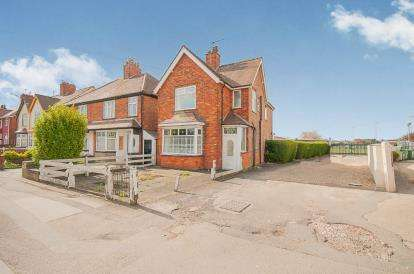 3 Bedrooms Detached House for sale in Burgh Road, Skegness, Lincolnshire