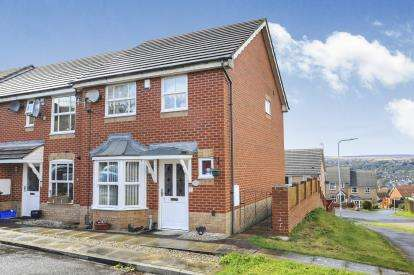 3 Bedrooms End Of Terrace House for sale in Tinkler Stile, Thackley, Bradford, West Yorkshire