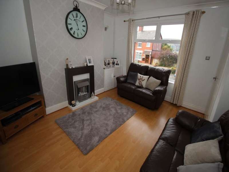 2 Bedrooms Property for sale in Avallon Way, Darwen, BB3