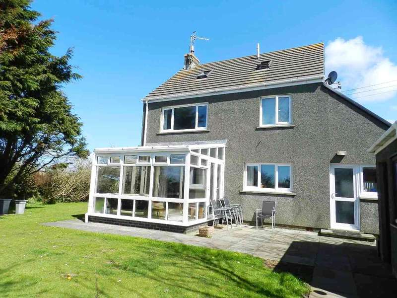 4 Bedrooms Detached House for sale in Pencraig, North End, Trefin, Haverfordwest
