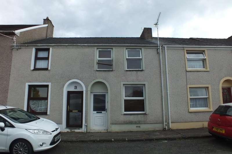 2 Bedrooms Terraced House for sale in Milton Terrace, Pembroke Dock, Pembrokeshire