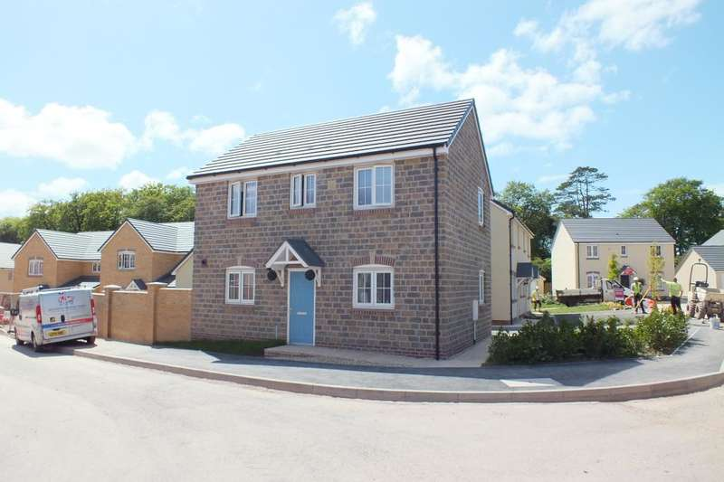 3 Bedrooms Detached House for sale in Gatehouse View, Pembroke, Pembrokeshire