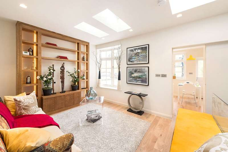 1 Bedroom Flat for sale in Richards Place, London, SW3