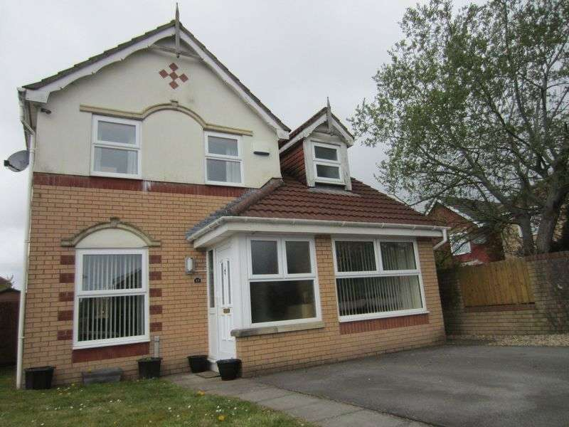 3 Bedrooms Detached House for sale in Crosswells Way St Fagans Cardiff CF5 4QX