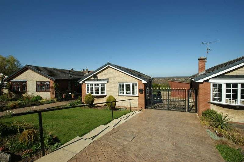 3 Bedrooms Detached Bungalow for sale in Acorn Ridge, Shirebrook