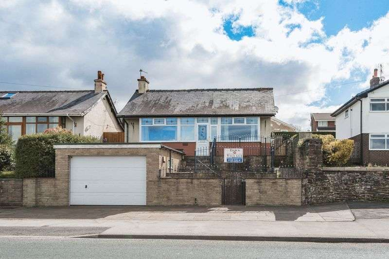 2 Bedrooms Detached Bungalow for sale in Blackburn Road, Chorley