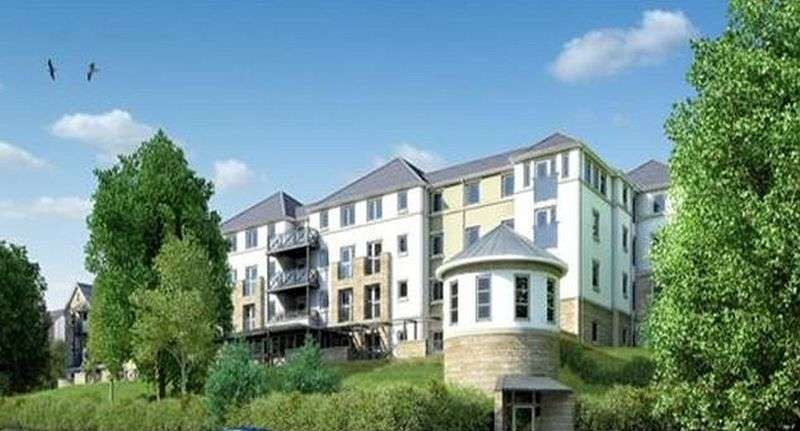 1 Bedroom Flat for sale in Lys Lander, Tregolls Road, Truro: LAST BRAND NEW ONE BED APARTMENT AVAILABLE