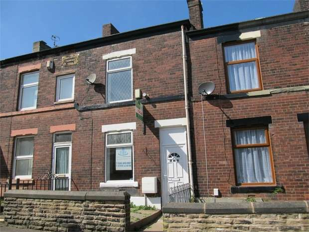 2 Bedrooms Terraced House for sale in James Street, Radcliffe, MANCHESTER, Lancashire