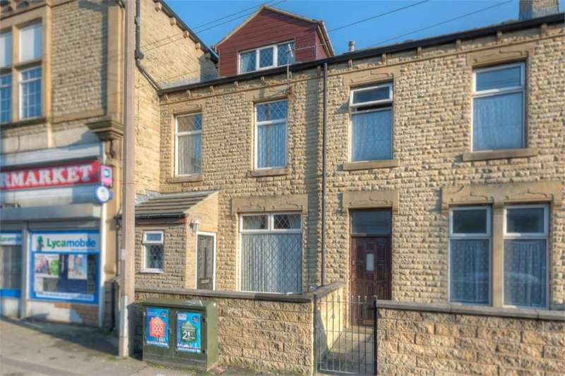 4 Bedrooms End Of Terrace House for sale in Purwell Lane, Batley
