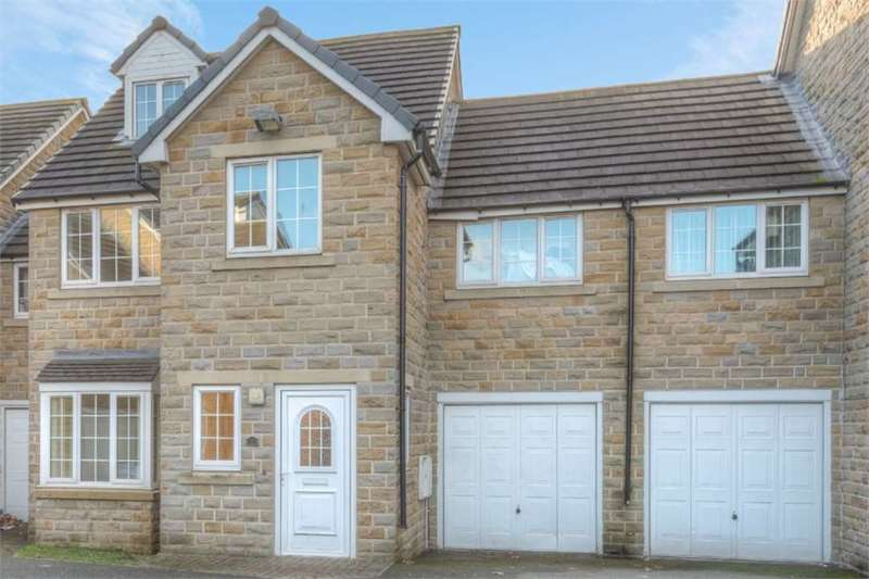 5 Bedrooms Terraced House for sale in Wharf Close, Dewsbury
