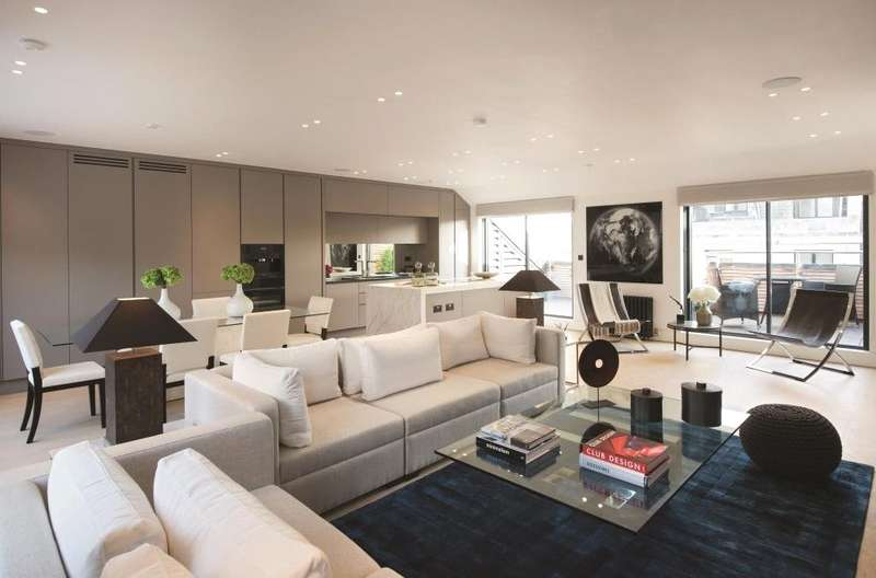 4 Bedrooms Duplex Flat for sale in Maddox Street, The Maddox Collection, W1S