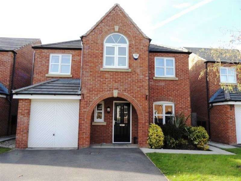 4 Bedrooms Property for sale in Lord Lane, Audenshaw, Manchester