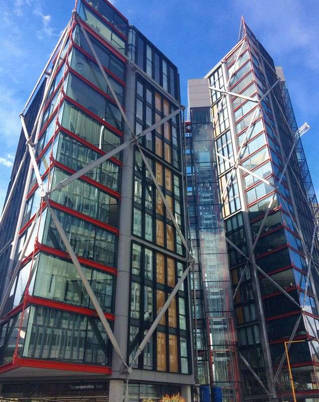 2 Bedrooms Flat for sale in Neo Bankside, PAVILION C 70 HOLLAND STREET, SE1