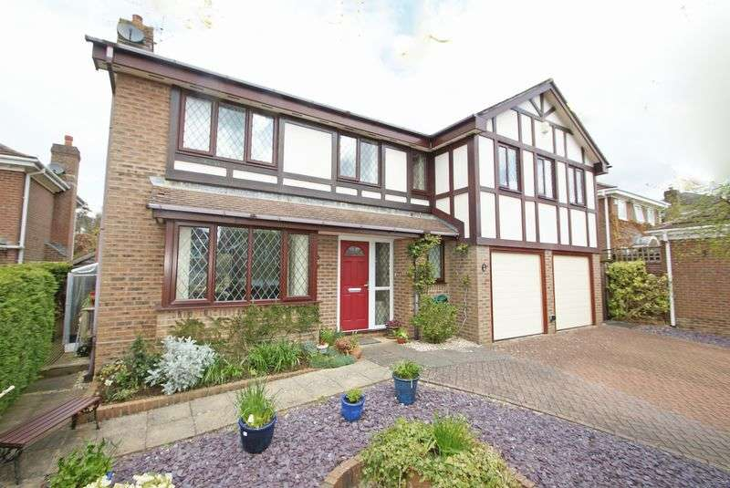 5 Bedrooms Detached House for sale in Sherborne, Dorset