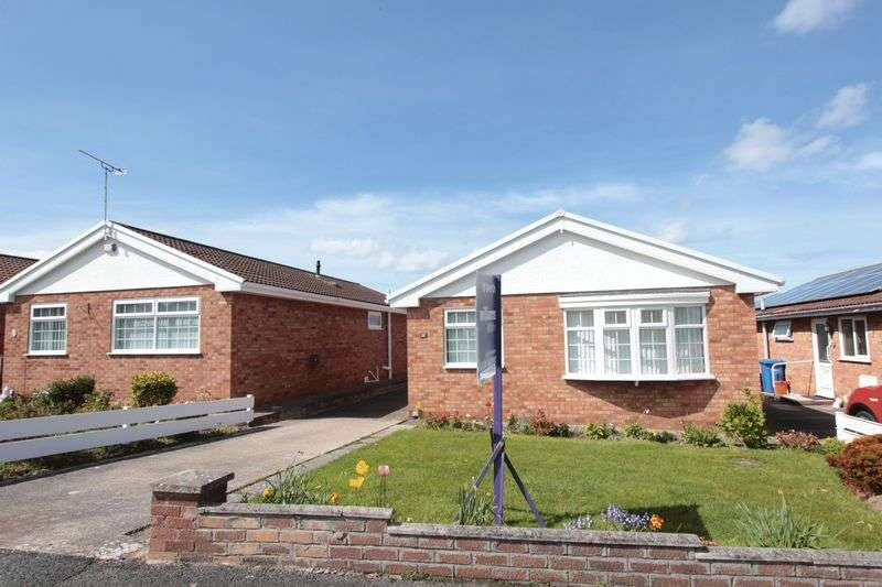 3 Bedrooms Detached Bungalow for sale in Dwyfor Court, Prestatyn