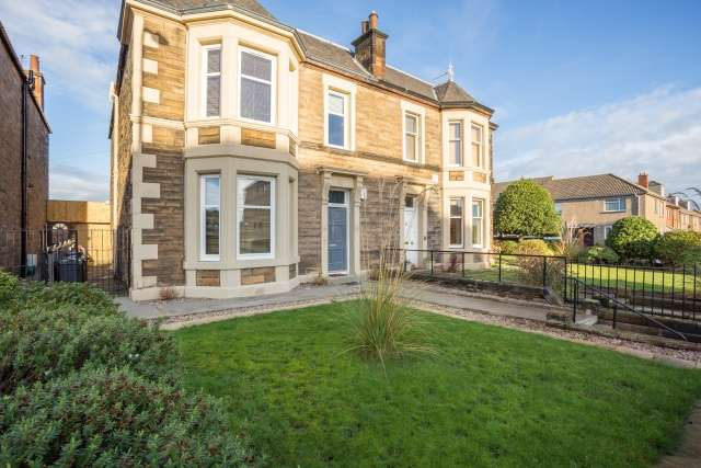4 Bedrooms Semi Detached House for sale in Moira Terrace, Craigentinny, Edinburgh, EH7 6TD