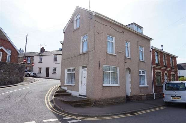 5 Bedrooms Semi Detached House for sale in Merthyr Road, ABERGAVENNY, Monmouthshire