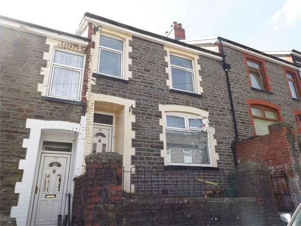 3 Bedrooms Terraced House for sale in Coplestone Street, Mountain Ash, Mid Glamorgan