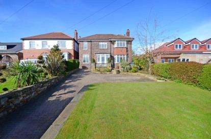 3 Bedrooms Detached House for sale in Halifax Road, Grenoside, Sheffield, South Yorkshire