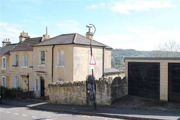 3 Bedrooms End Of Terrace House for sale in Belgrave Crescent, BATH, Somerset, BA1