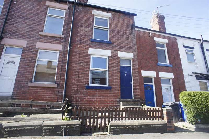3 Bedrooms Terraced House for sale in Valley Road, Meersbrook, Sheffield S8 9GA