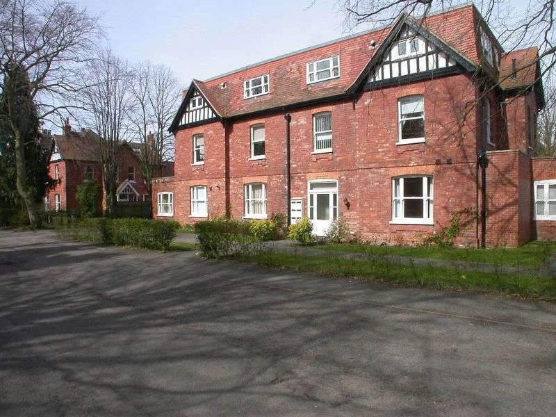 2 Bedrooms Flat for sale in 3 Rosewood, Cromwell Avenue, Woodhall Spa