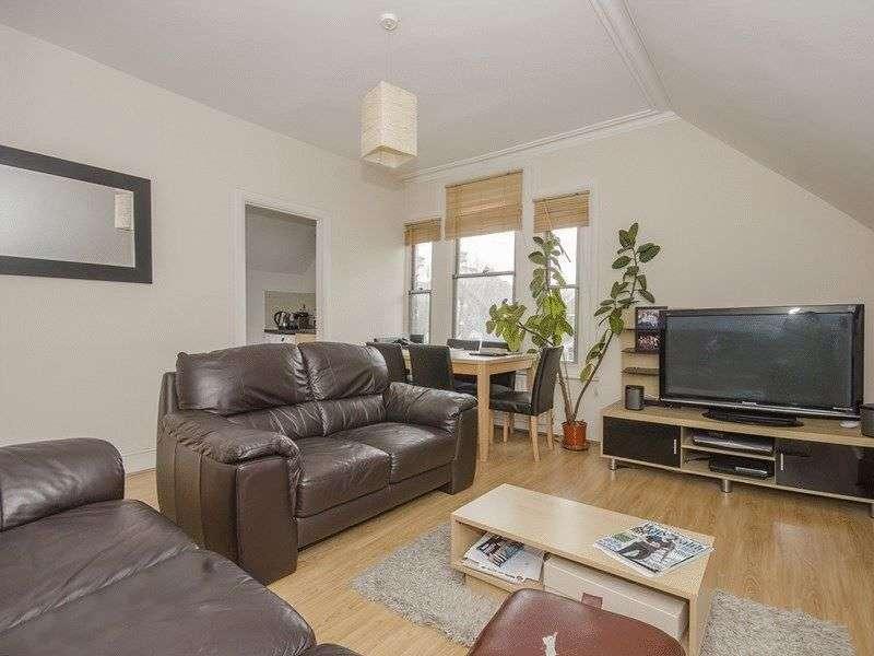 2 Bedrooms Flat for sale in Upper Tollington Park,