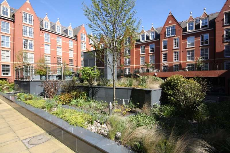 2 Bedrooms Flat for sale in Marine Gate Mansions, Promenade, Southport