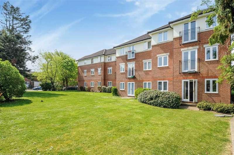 2 Bedrooms Apartment Flat for sale in Hampden Court, Hide Road, Harrow