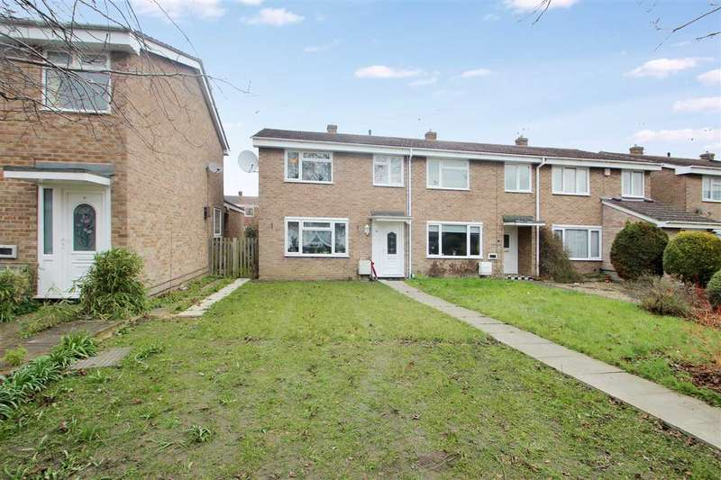 3 Bedrooms End Of Terrace House for sale in York Place, Riverside, Colchester