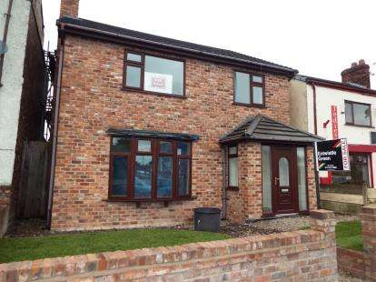 3 Bedrooms Detached House for sale in Crow Lane West, Newton-Le-Willows, Merseyside, WA12