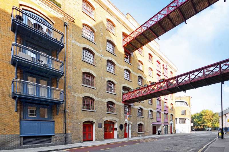 1 Bedroom Flat for sale in Wapping High Street, Wapping, E1W